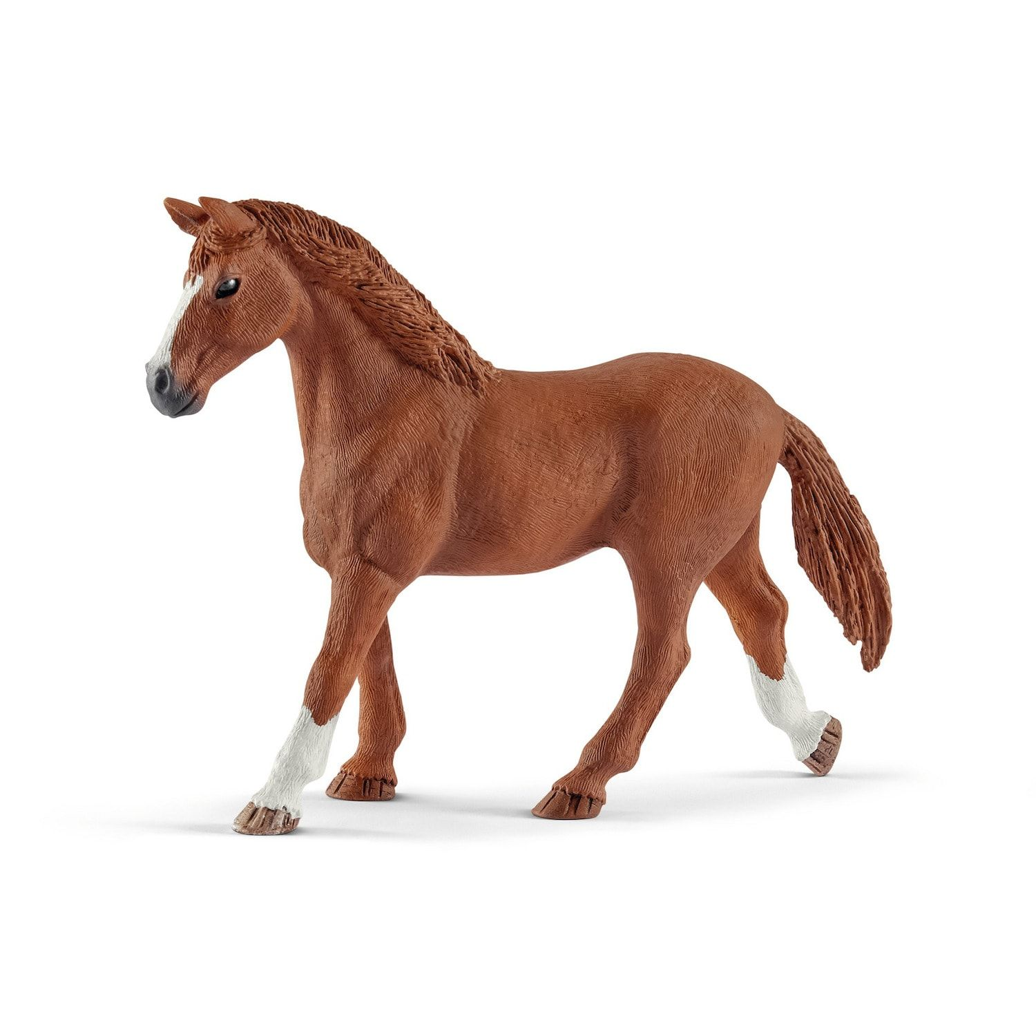 Schleich Horse Club Hannah S Guest Horses With Ruby The Dog Playset And Toy Figures Horses Schleich Bryer Horses