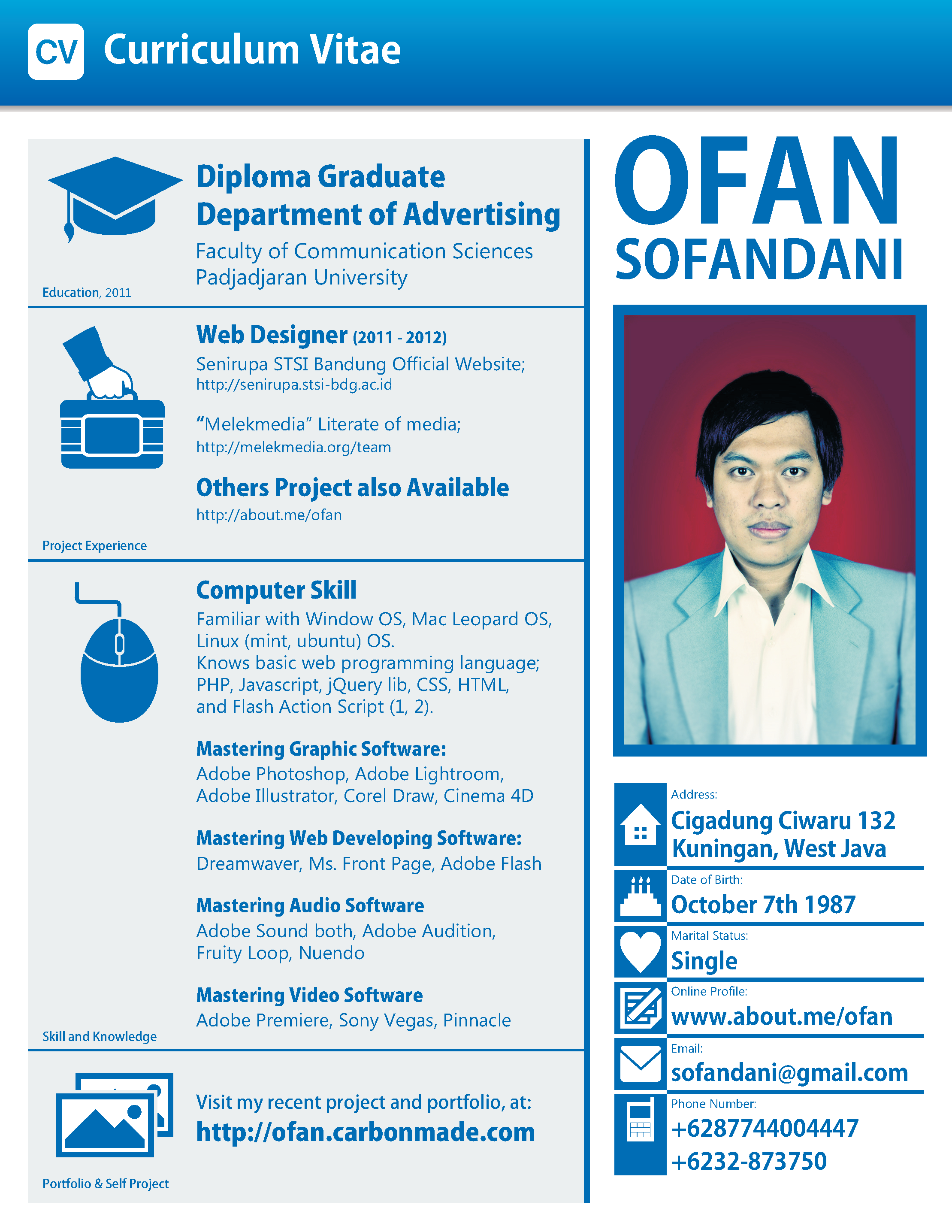 Resume Cv Difference Uk