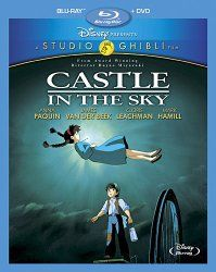 Castle in the Sky (Two-Disc Blu-ray/DVD Combo) Enjoy - only $17.99