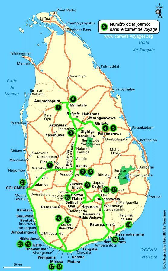 Carte Sri Lanka Maldives.Super Blog Bien Detaille Sur Un Voyage Au Sri Lanka Sri