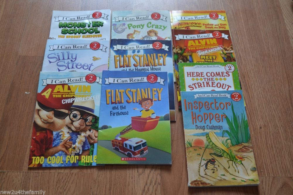 I can read level 2 beginner reader learn to read home