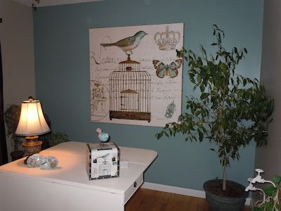 Secluded Garden Paint By Valspar Painted The Laundry Room This Color And Love It
