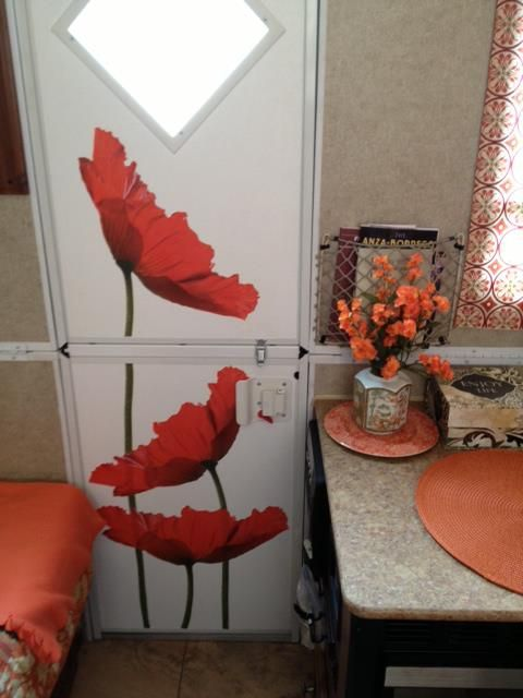 A Door Doesnt Have To Be Boring Decals Add Personality