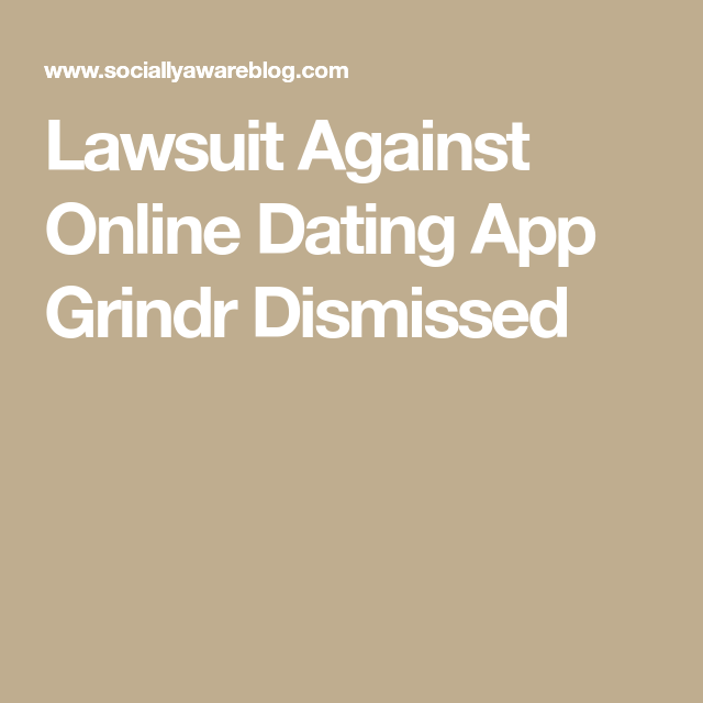 online dating laws