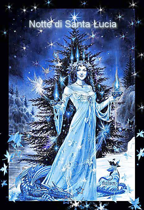 Notturno Nel Giorno Di S Lucia J Done Notturno Santa