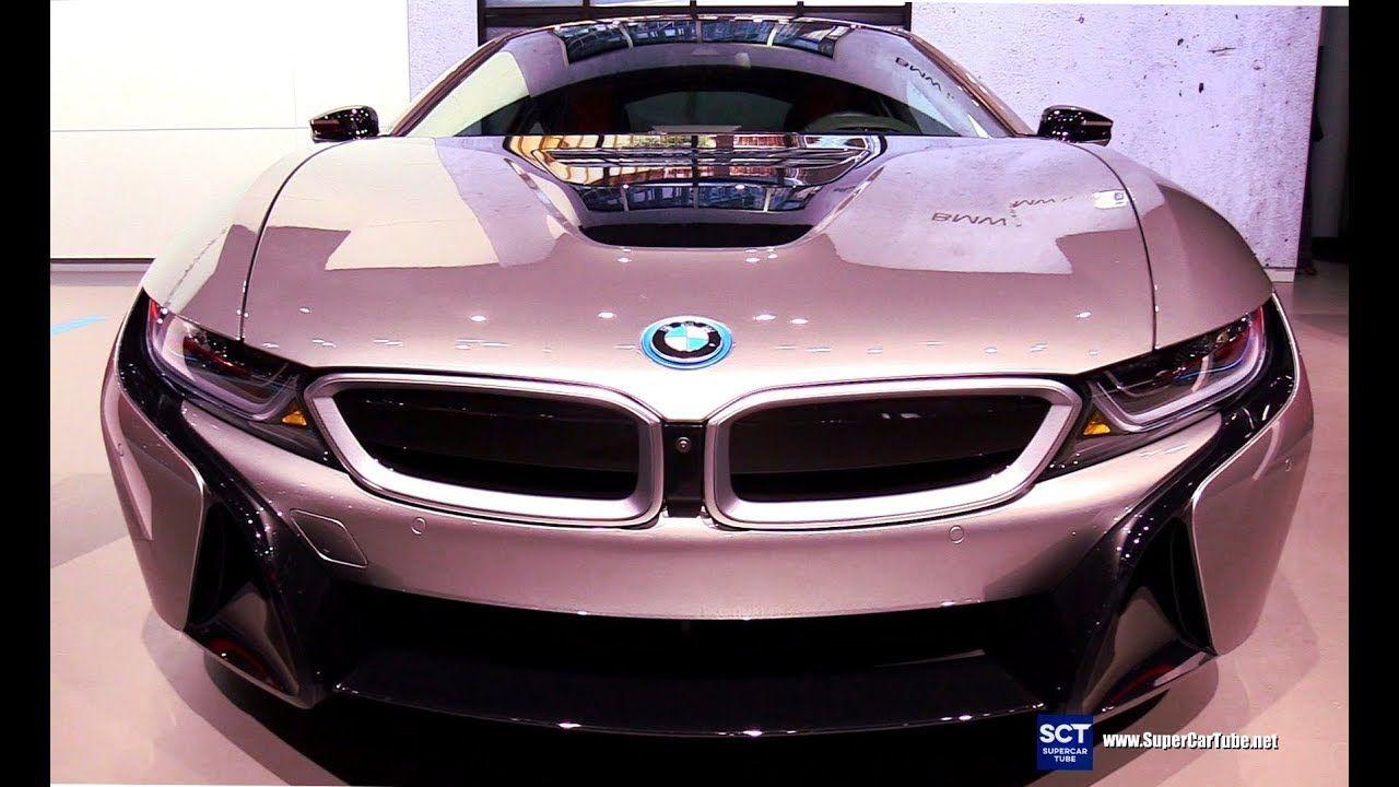 2019 Bmw I8 Coupe Exterior And Interior Walkaround 2018 New York