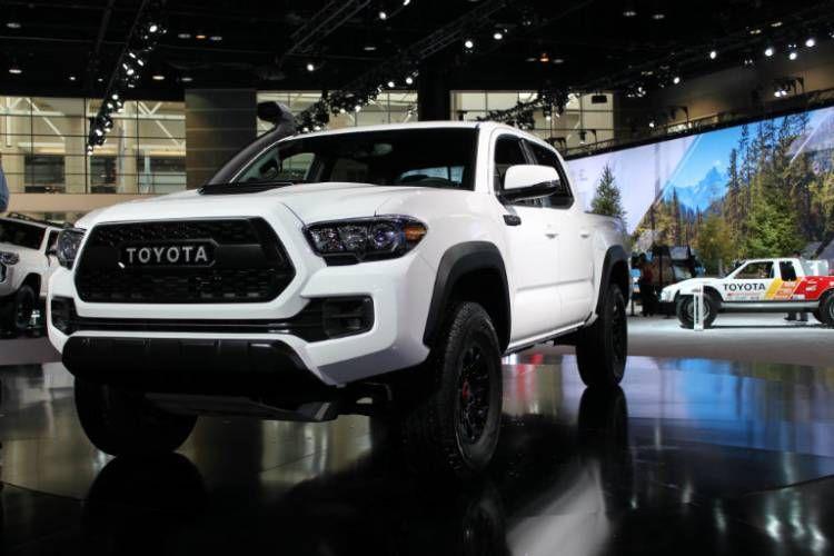 تويوتا تاكوما تي آر دي برو 2020 Tacoma Trd Pro تصميم صور سعر Suv Car Suv Car