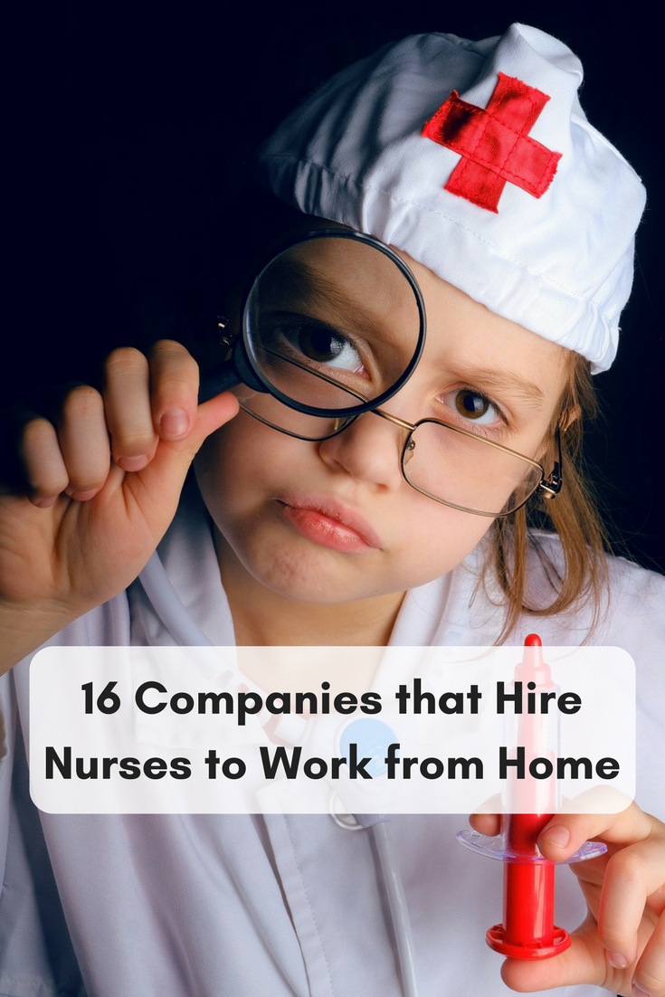 Calling All Nurses If You Want To Ditch The Commute These Companies All Hire Remotely Enjoy Best Nursing Jobs Nursing Jobs Medical Jobs