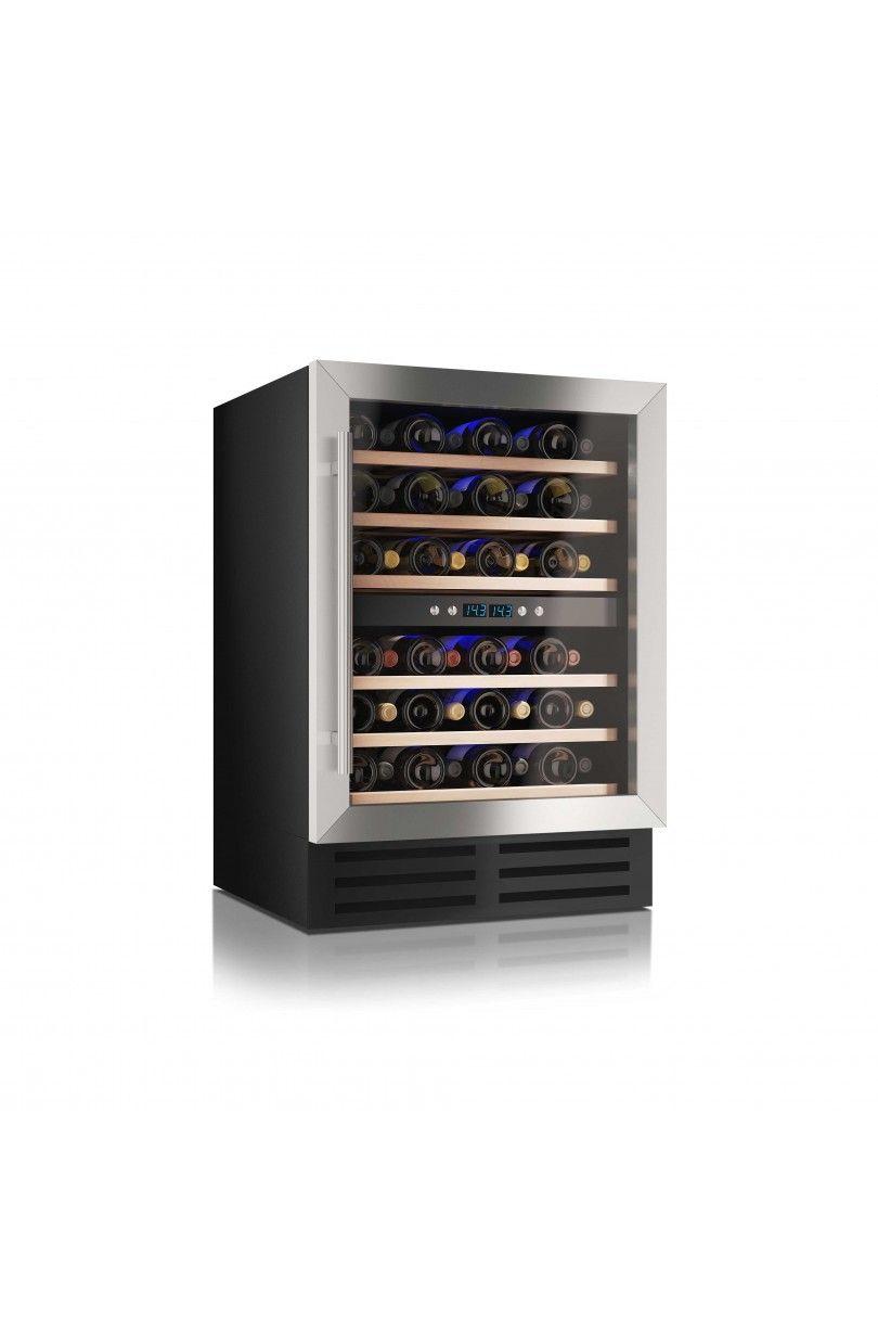 Cantinetta frigo vetrina per vino, di Datron gmbh, capacità 46 ...