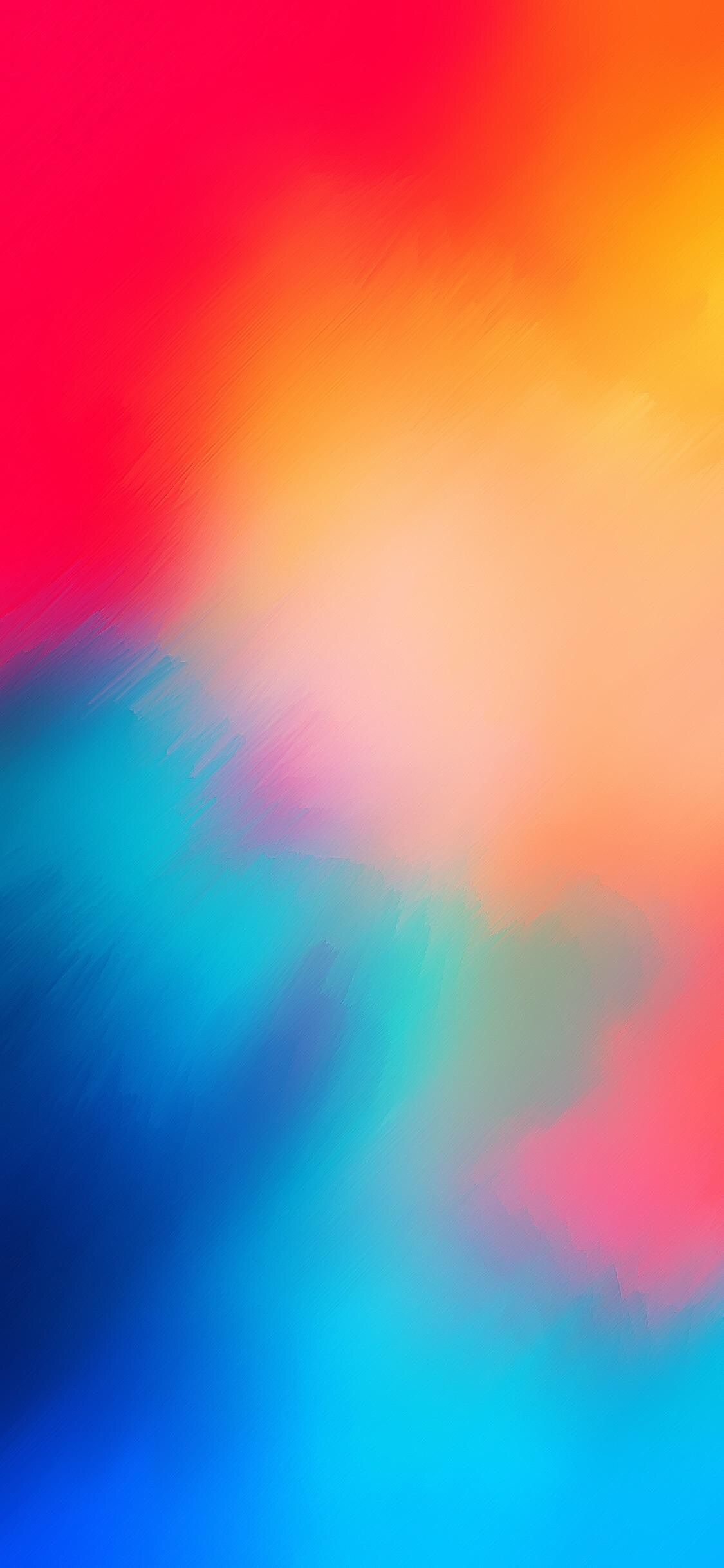 Ios 11 Iphone X Blue Red Abstract Apple Wallpaper Iphone 8 Clean Beauty Colour Ios Mini Colourful Wallpaper Iphone Ios 11 Wallpaper Apple Wallpaper Iphone x wallpaper hd 1080p 5 inch