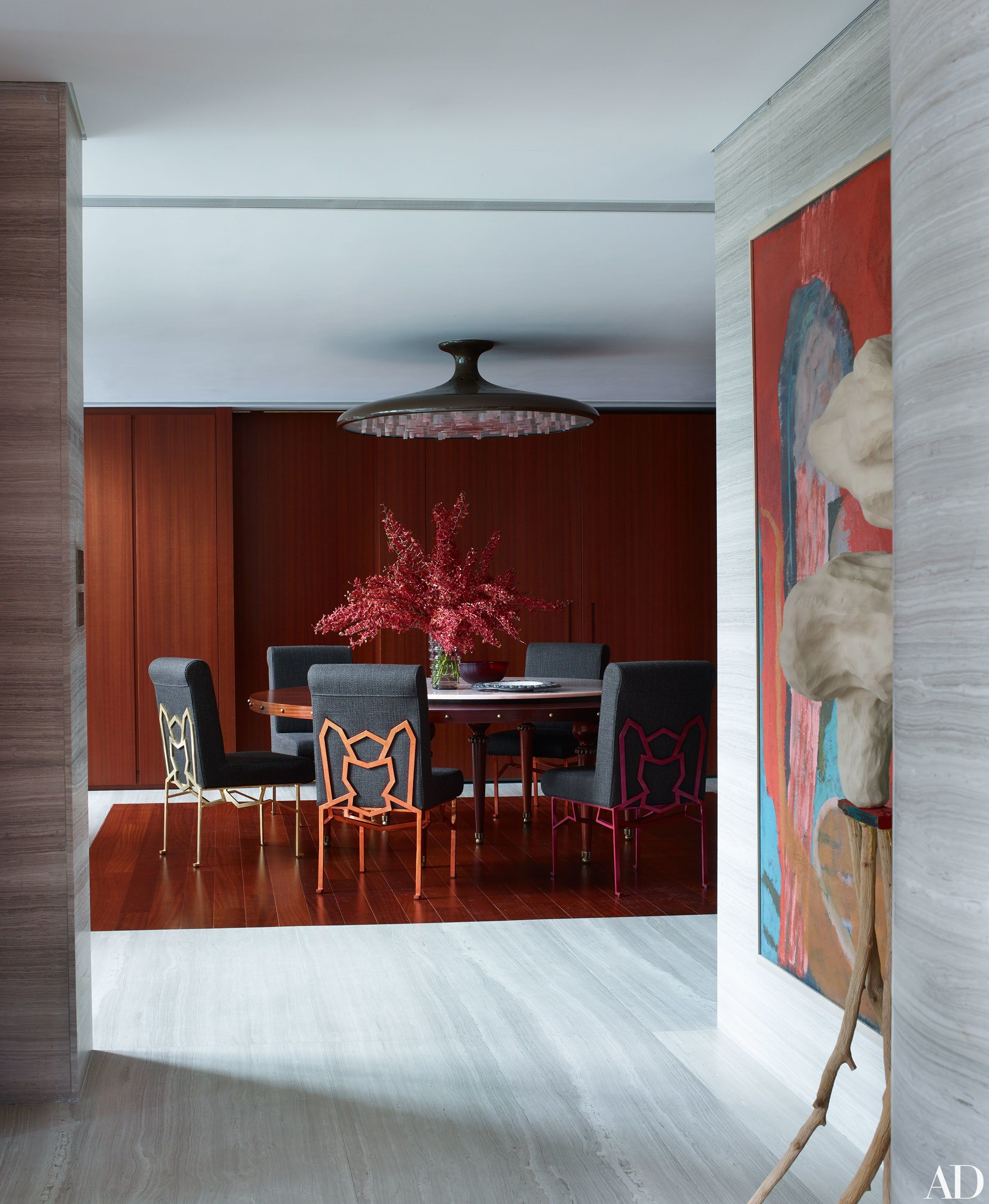 Tour A Hong Kong Apartment Reimagined By Mattia Bonetti