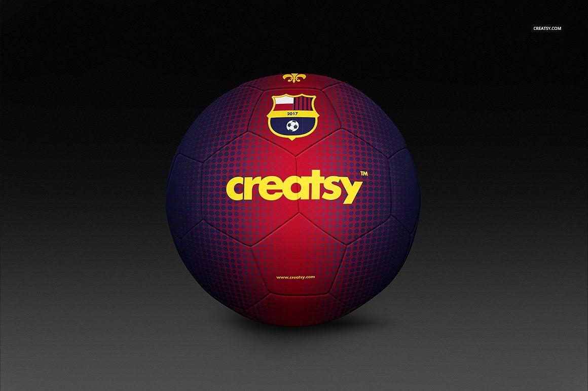 Download Soccer Ball Mockup Set Soccer Ball Soccer Ball