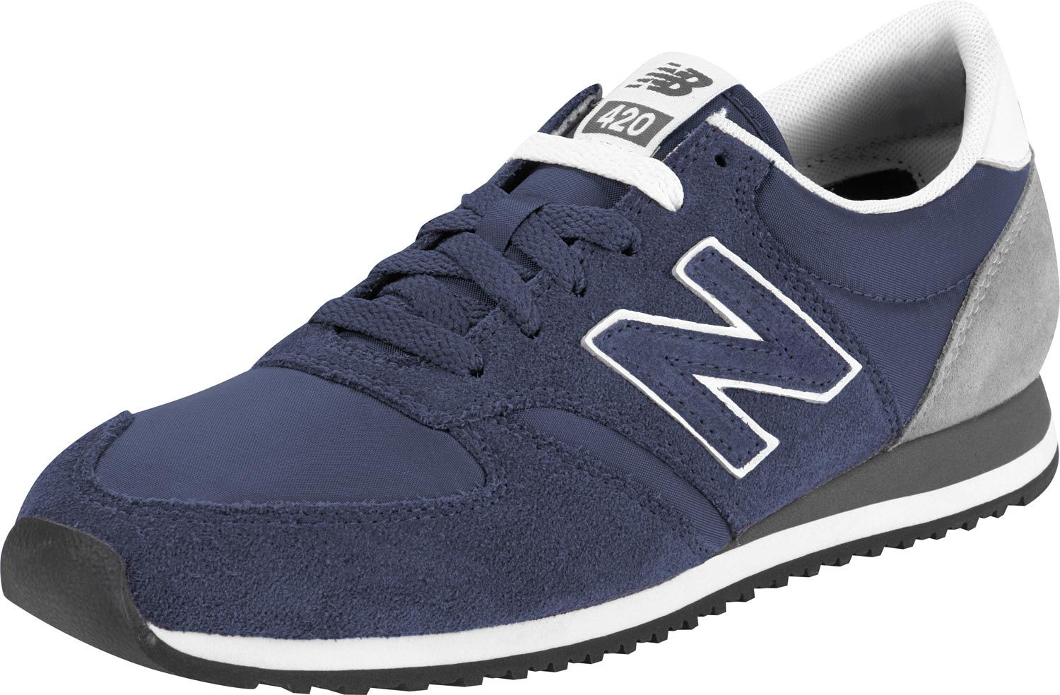 new balance dames sneakers donkerblauw