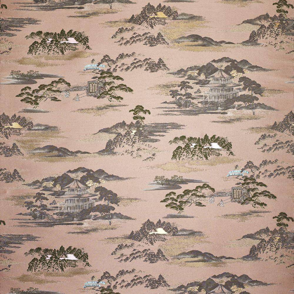 Tende E Tendaggi Milano ispirato dai kimono giapponesi, il disegno viene