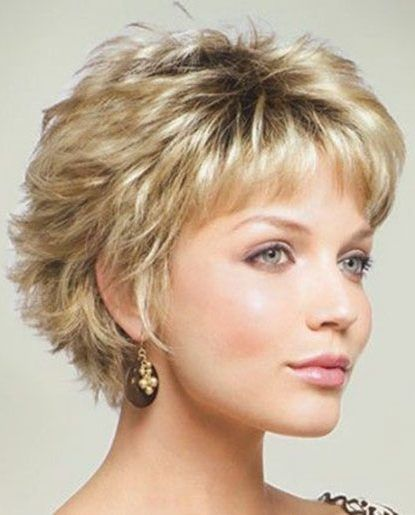 10 Short Hairstyles For Women Over 50 - Stylendesigns