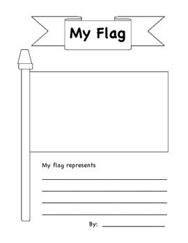 Fun Guessing Jar Design Your Own Flag Make Your Own Flag Flag Template