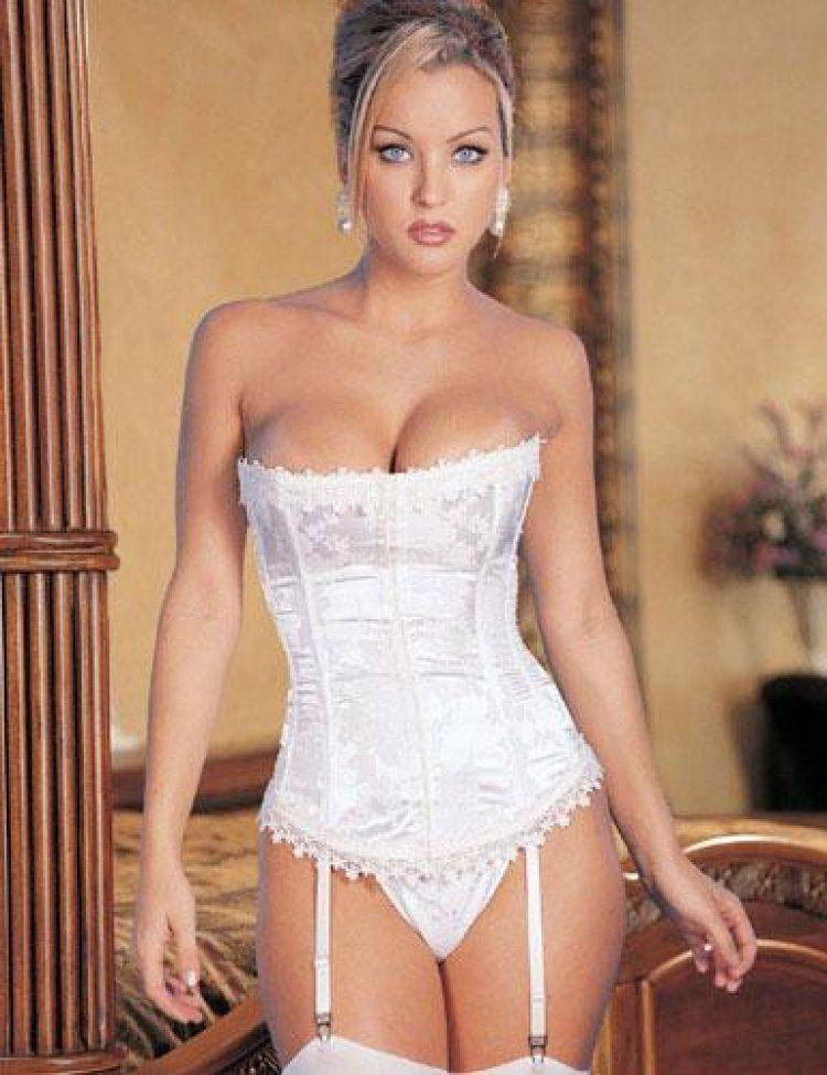 95cc70178830e Jacquard Strapless Corset, Bridal Lingerie | Wedding Ideas | Bridal ...