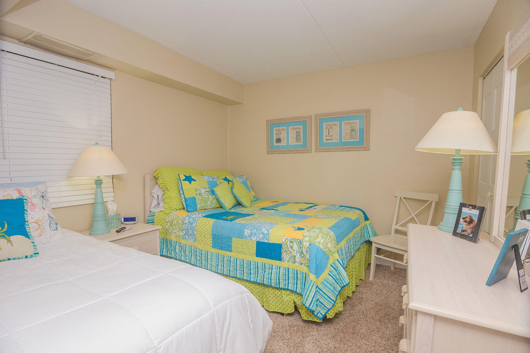 Hall bedroom Ocean city rentals, Guest bedroom, Home decor