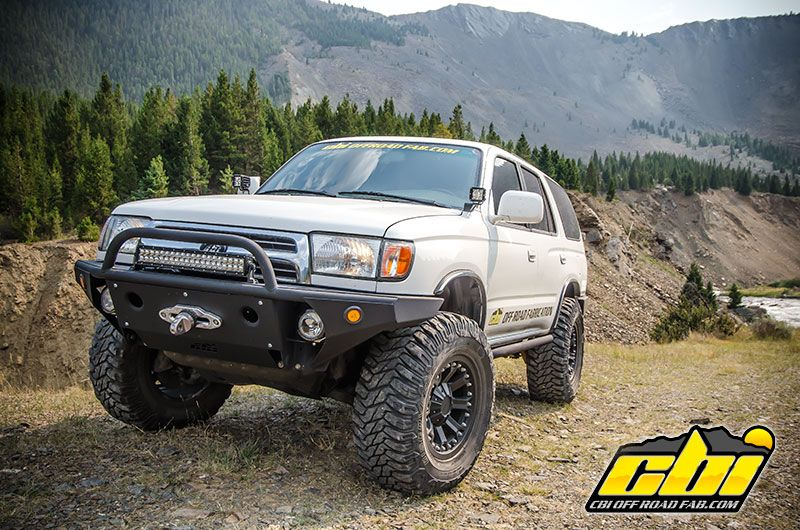 0de990a84508f7af88593a8a79809295 t4r3 front hybrid bumper cbi offroad fab bad ass pinterest 2002 Tacoma Off-Road Bumper at eliteediting.co