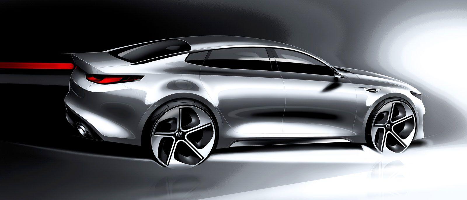 Awesome 2016 Kia Optima Concept