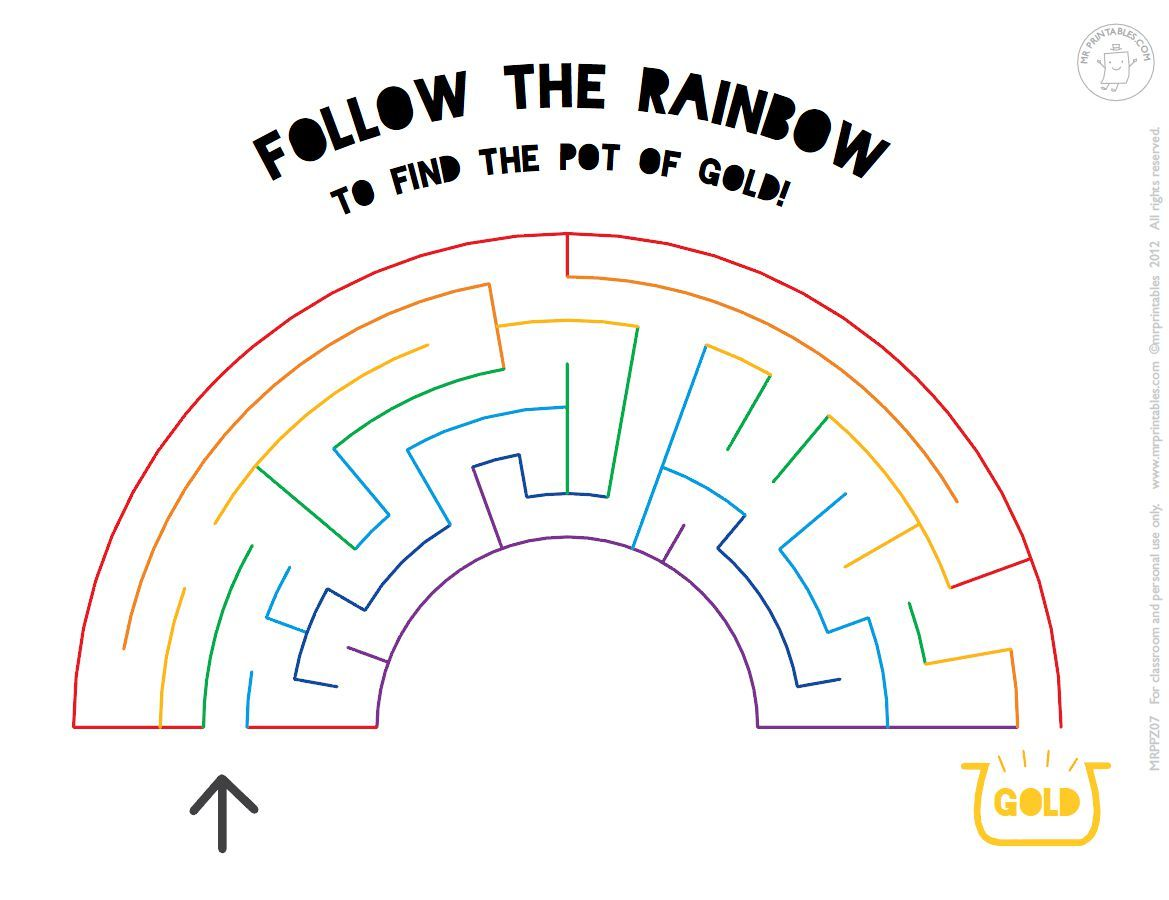 Free Printable Mazes That Kids Of All Ages Will Love