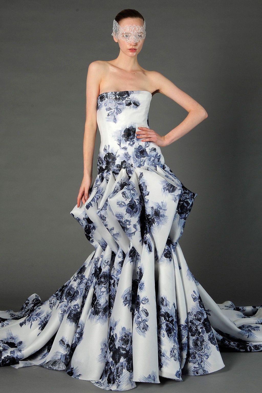 Douglas Hannant | Fashion 2000+ | Вечерние платья и Платья