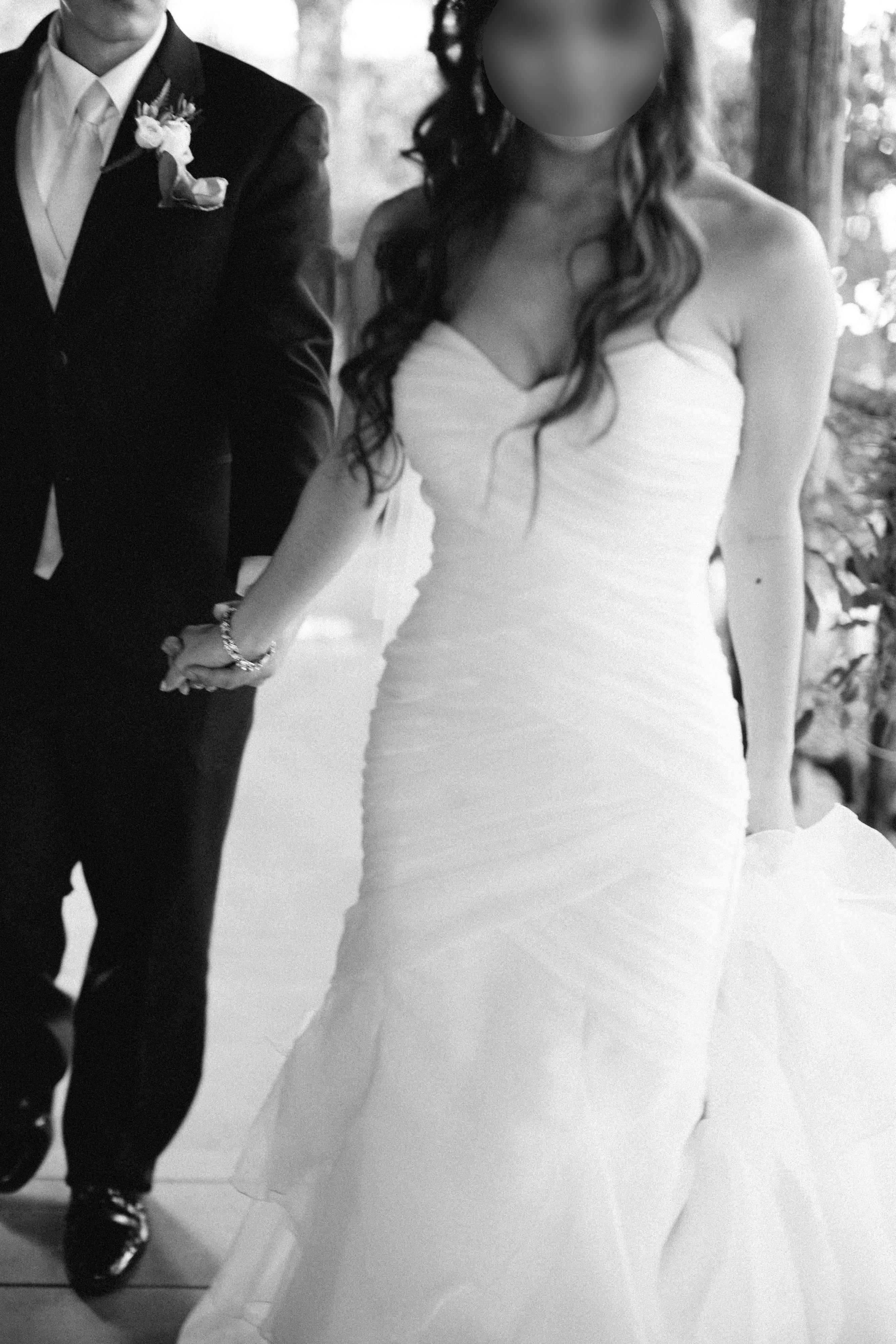 Pre owned wedding dress  Laurel Wedding Dress Wedding Dress  La sposa La sposa wedding