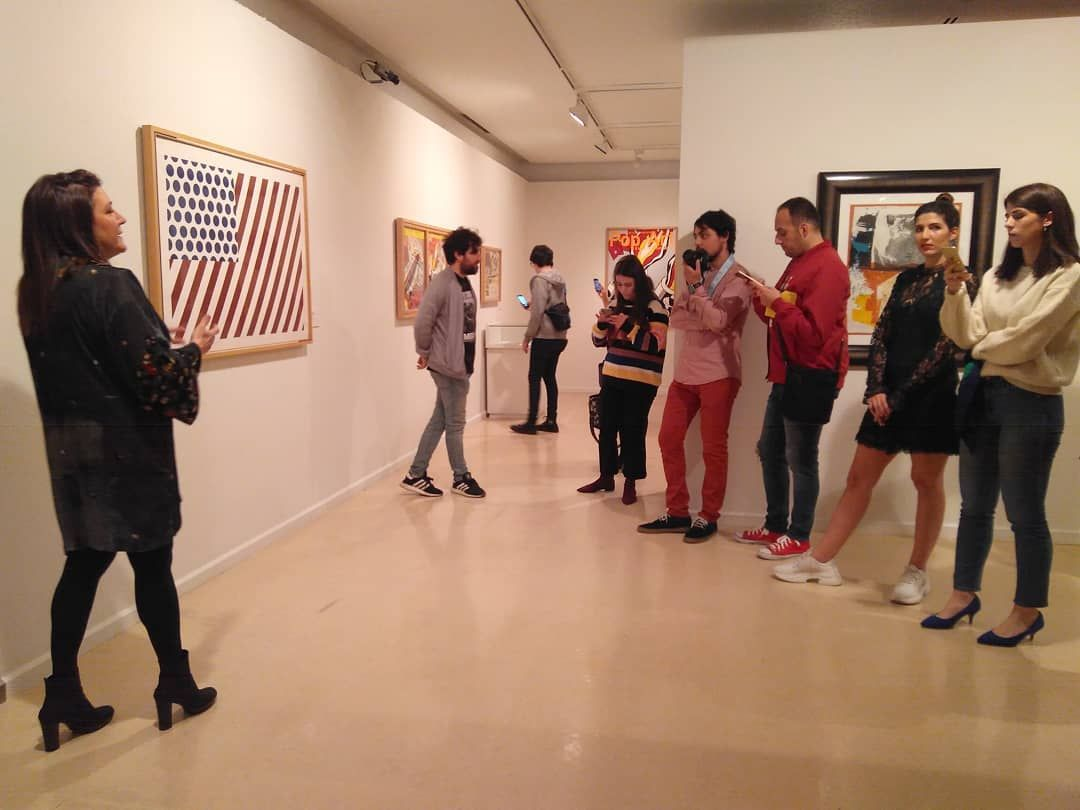 2 Mar 26 May Exposición Popism Arte Pop Americano En El Patio De La Infanta Art Pop Arte Pop Exposiciones