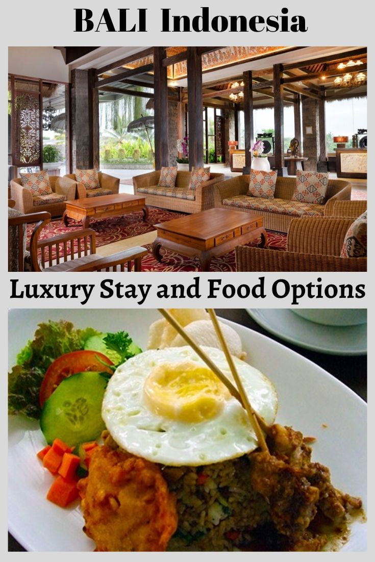 Luxury Stay with Family and Food Options in Bali Indonesia