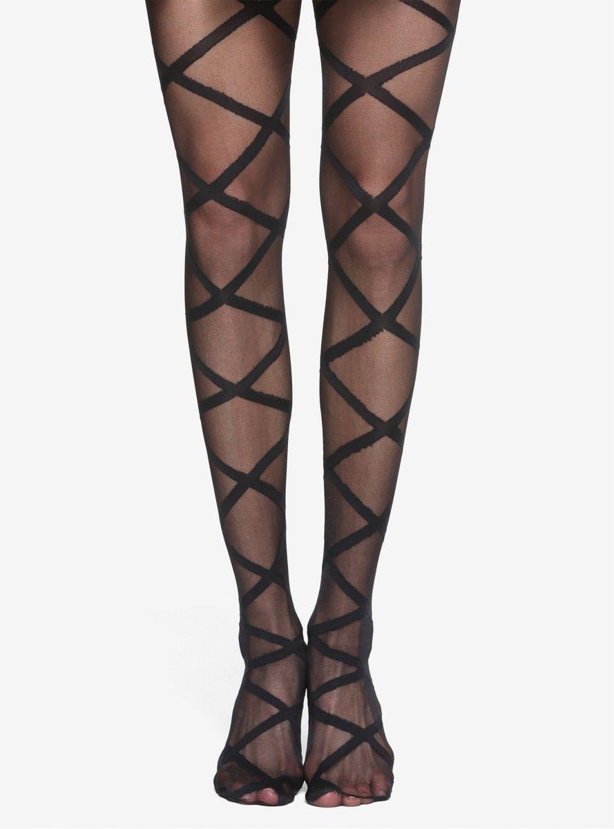 Natural XL /& XXL /& XXXL Black Pamela Mann Plus Size Lace Top Stockings