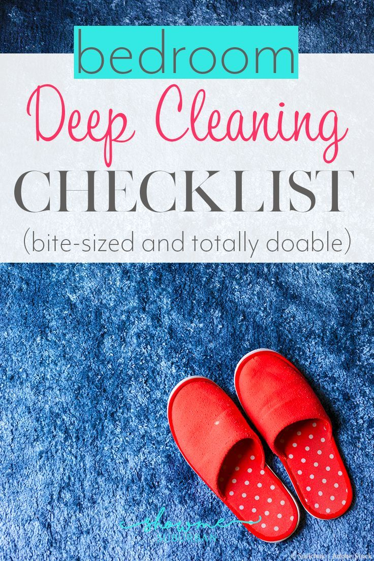 How to Deep Clean Your Bedroom images