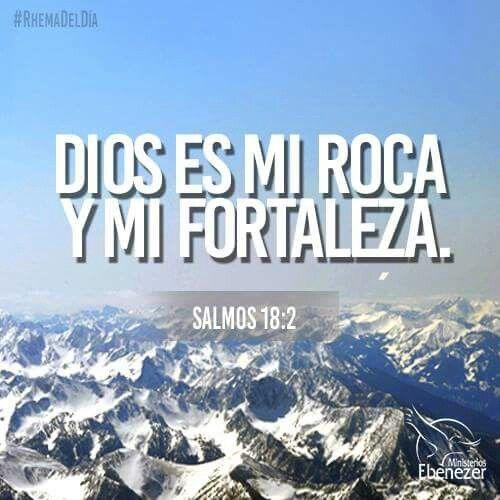 Dios es mi Roca y Fortaleza