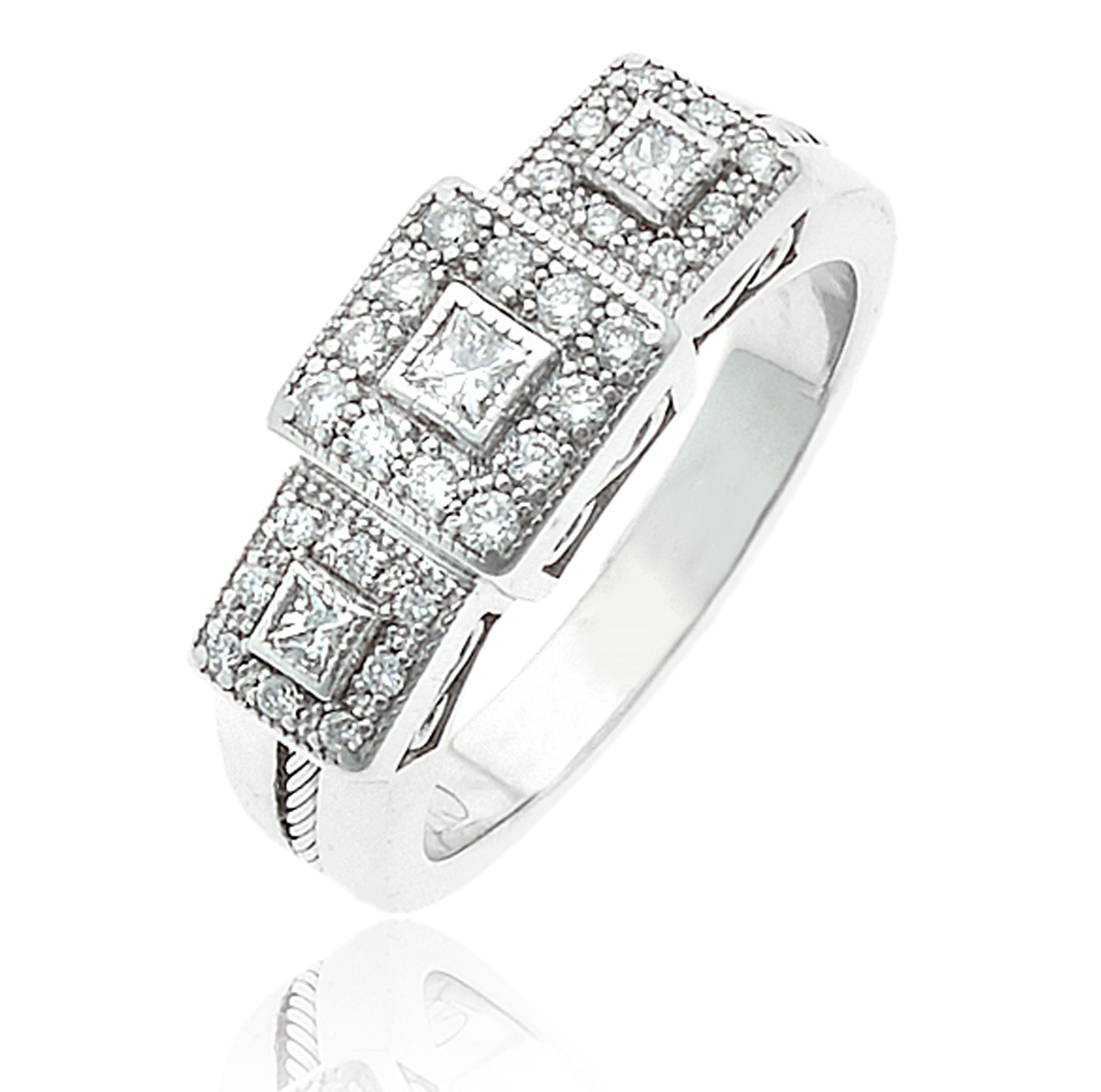 ctw exotic diamond ring product elite fashion jewelers