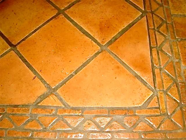 All Of Mexican Tile Designs Saltillo Tiles Come In Various Shapes