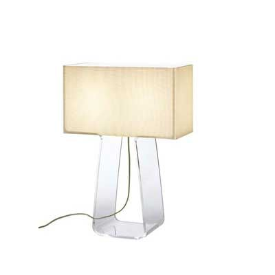 PABLO CLASSIC TUBE TOP TABLE LAMP at Design Quest