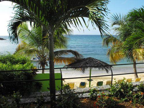 Bolongo Bay on St. Thomas