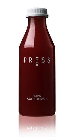 pressed juice packaging bottle design