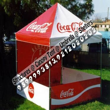 Canopy & Manufacturers of Promotional Canopies Advertising Marketing ...