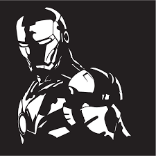 Resultado De Imagen De Iron Man Silhouette Art Arte De Silueta Como Dibujar Cosas Arte De Marvel