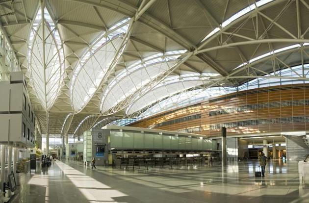 World S Most Stylish Airports San Francisco Airport San Francisco International Airport International Airport