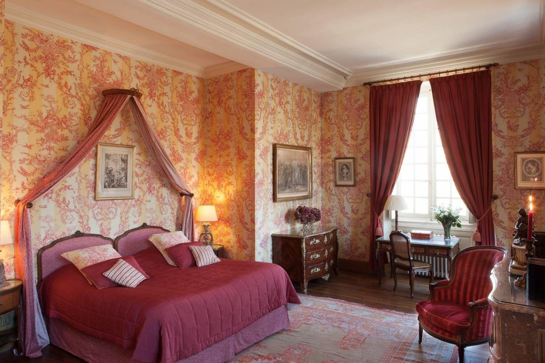 La Suite La Bedoyere Chateau Hotel Fontainebleau Chambre Luxe Chateau Hotel