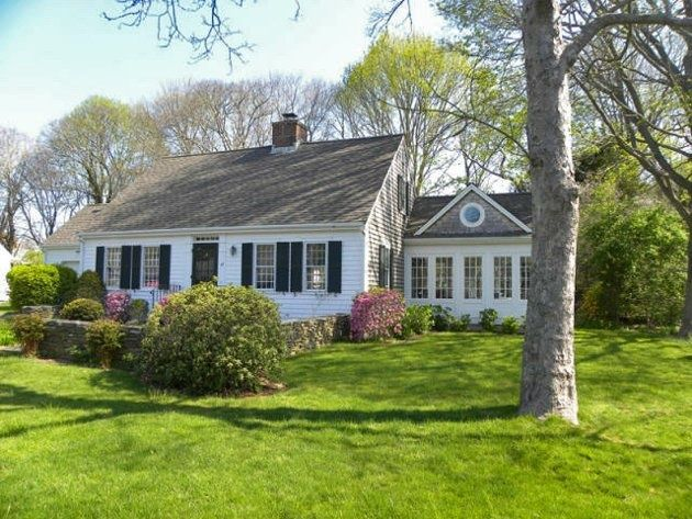 before after cape cod house gets a makeover cap cod cod and