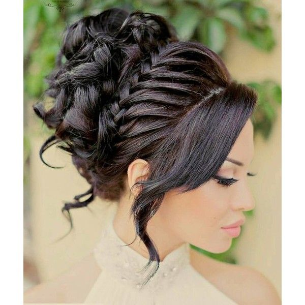Luxury Quinceanera Hairstyles for Long Hair