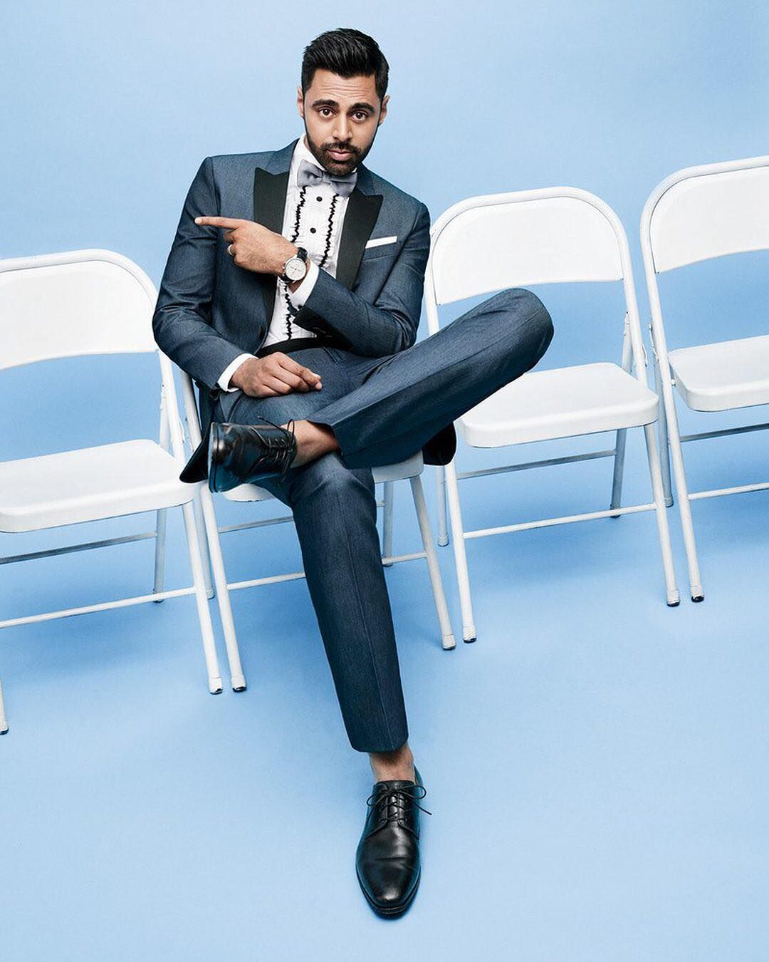 "3,546 Likes, 22 Comments - GQ (@gq) on Instagram: ""Hasan Minhaj ..."