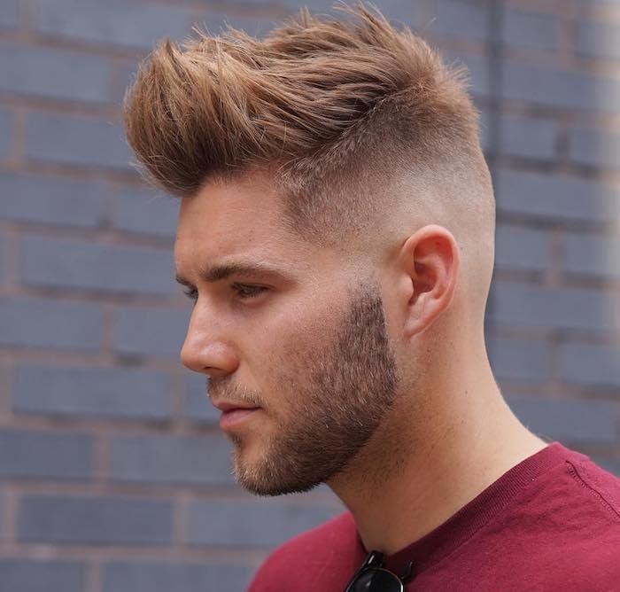 1001 Conseils Et Looks Cool Pour Trouver La Coupe Homme Parfaite Coiffure Homme Blond Coupe De Cheveux Coiffure Homme