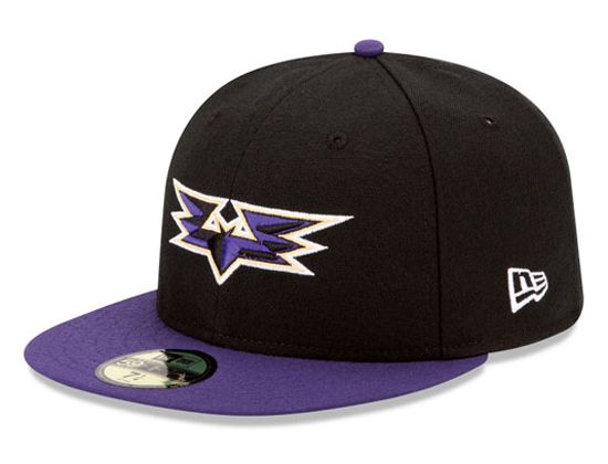 Louisville Bats Home 59Fifty Fitted Cap by NEW ERA x MiLB  cbd711f4496