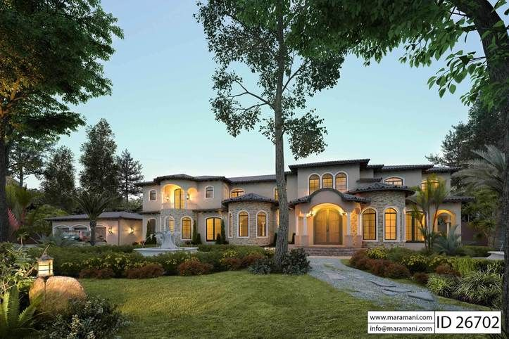 Huge Mansion Floor Plan ID House Plans by Maramani