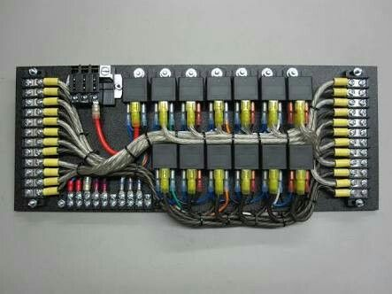 Pin By Ben Whittaker On 12v Wiring Automotive Electrical Relay Best Car Insurance