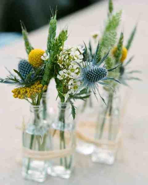 20 buenas ideas para incorporar flores de cera en tu boda – Modekreativ.com