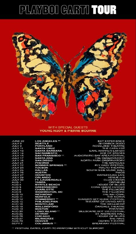 pin on tour posters for social media